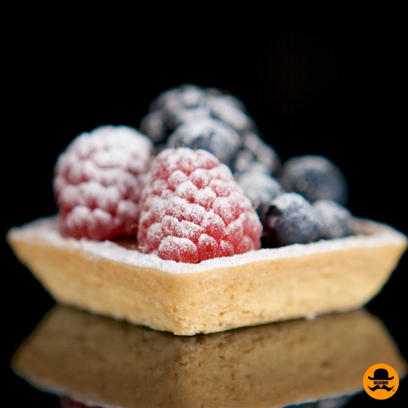 Mini Tartlette fruits of the forest - Single