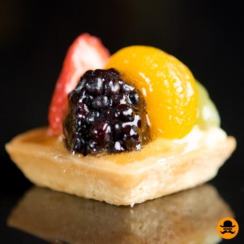 Mini Tartlette fruits - Single