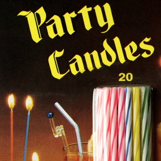20 Party candles