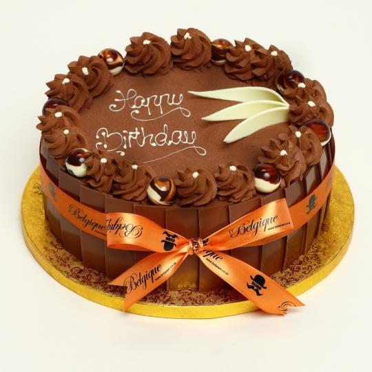 Chocolate Gateau CC002