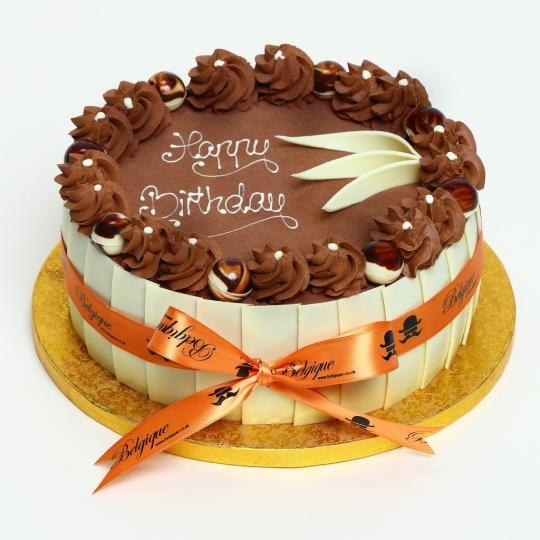 Chocolate Gateau CC001