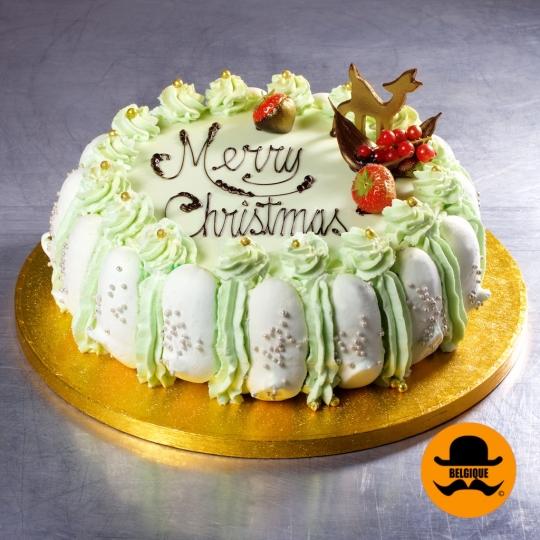 Christmas Pistachio Richesse