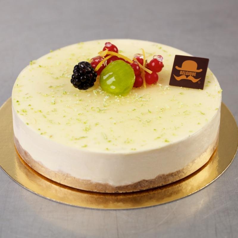 Lemon and Lime Cheesecake