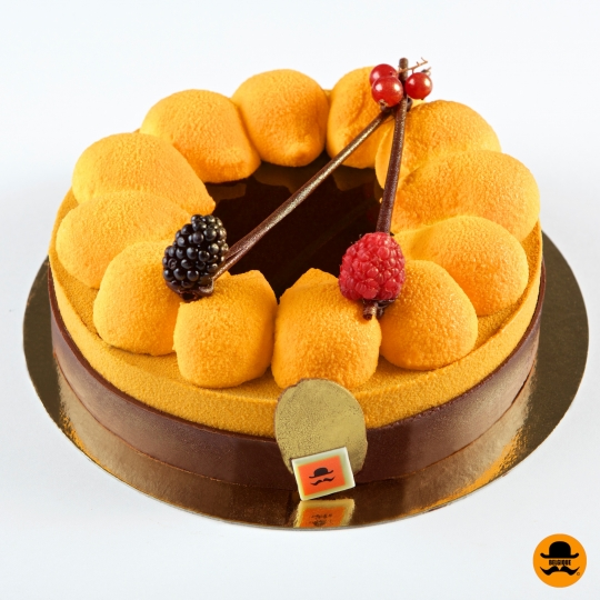 Orange Breeze Cake
