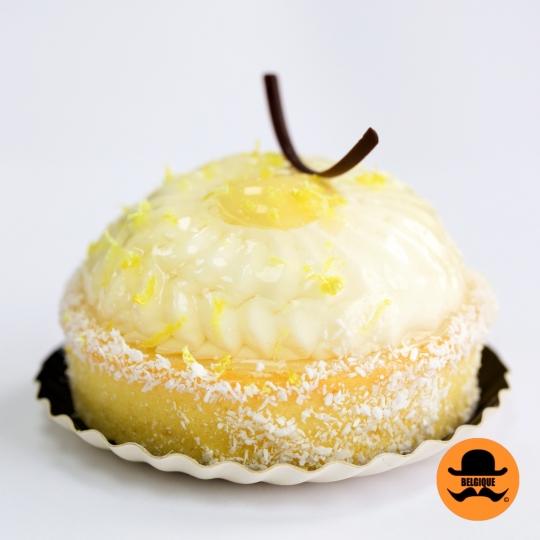 Lemon and Coconut Tart