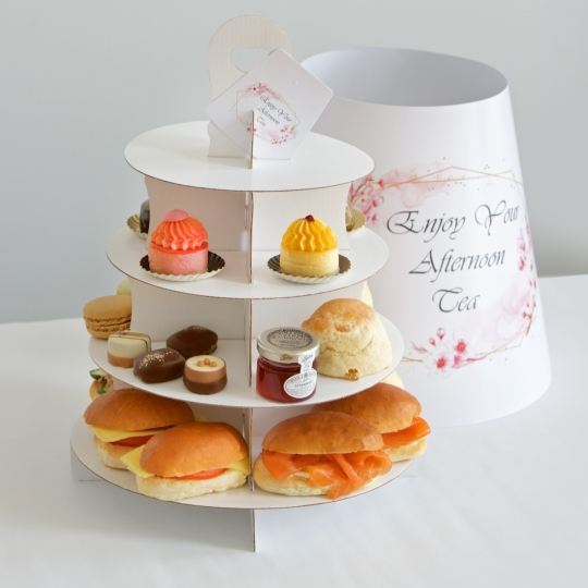Afternoon Tea for 2 - WANSTEAD CAFE ONLY