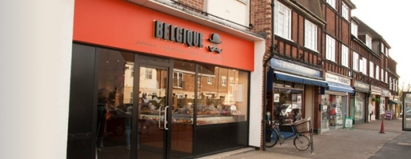 Belgique Cafe and Patisserie in Theydon Bois