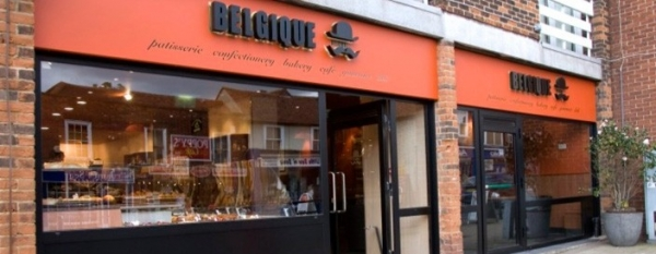 Belgique Cafe and Patisserie in Epping