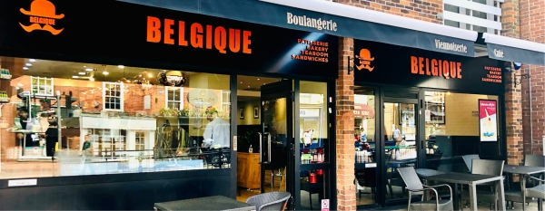 Belgique Cafe and Patisserie in Loughton